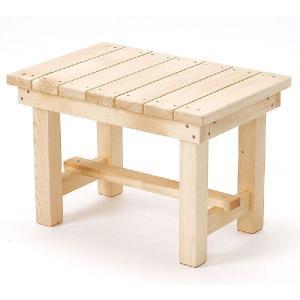 木製移乗台-すべり止め付|kaigo-scrio