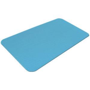 浴室すべり止めマット 転倒防止バスマット すべり止め健康お風呂マット ダイヤタッチ L80サイズ 50×80cm|kaigo-scrio