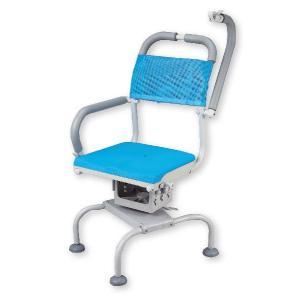 くるくるベンチD KRU-316 O型穴なしシート 座面回転シャワーチェア|kaigo-scrio
