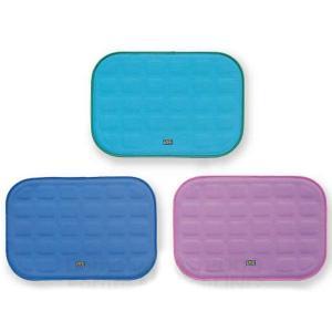 座った時の冷たさを解消します シャワーチェア用 ソフトクッション エクスジェル 2枚セット|kaigo-scrio
