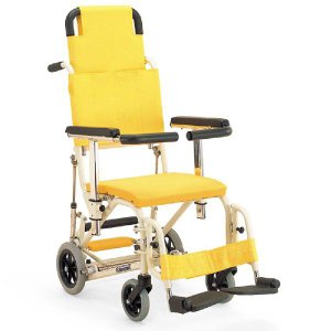 シャワーキャリー お風呂・入浴用車椅子 ティルト&リクライニングシャワー車いす ぴったりフィットKS11-PF|kaigo-scrio