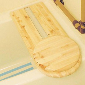 檜バスボード 250×800|kaigo-scrio
