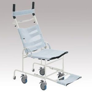 シャワーキャリー お風呂・入浴用車椅子 安楽キャリーBタイプ 分離型|kaigo-scrio