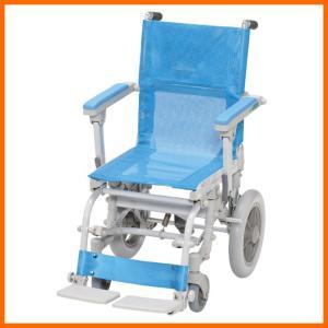 シャワーキャリー お風呂・入浴用車椅子 ウチエ シャワースカールD U型座面 シャワーチェアー SW6303|kaigo-scrio
