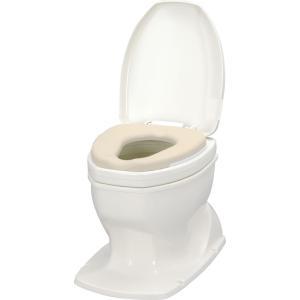 和式トイレを洋式にする便器(簡易設置トイレ) サニタリーエースOD据置式(ソフト便座補高5cm) kaigo-scrio