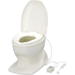 和式トイレを洋式にする便器(簡易設置トイレ) サニタリーエースOD据置式(暖房便座) kaigo-scrio