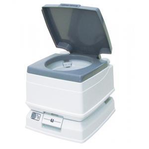 パスポート水洗式ポータブルトイレ 8Lタイプ P8L|kaigo-scrio