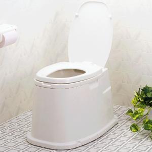 和式トイレを洋式にする便器(簡易設置トイレ) テイコブ腰掛け便座 据置式 KB02 kaigo-scrio