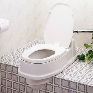 和式トイレを洋式にする便器(簡易設置トイレ) テイコブ腰掛け便座 両用式 KB01 kaigo-scrio