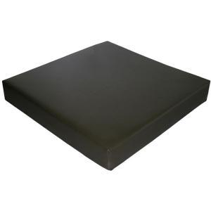 2層クッション 夢ごこち 合皮レザータイプ クッション・座布団|kaigo-scrio