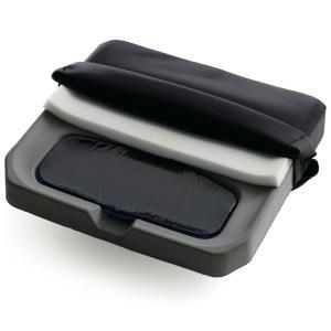 車椅子専用クッション 体圧分散クッション 座然 吟 ZC-G01 幅40cm|kaigo-scrio