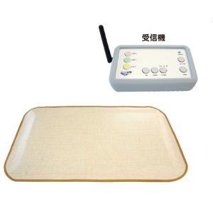 発電無線マット離床センサー イーテリアマット 標準色 kaigo-scrio