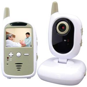 安否確認や徘徊防止・みまもりカメラ 介護カメラ みまもりカメラ ケアモニ TVBC-35 ワイヤレス映像モニター|kaigo-scrio