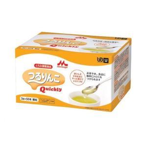 【クリニコ】 つるりんこクイックリー 〈とろみ調整食品〉 スティック 3g×50本入 介護食/とろみ...