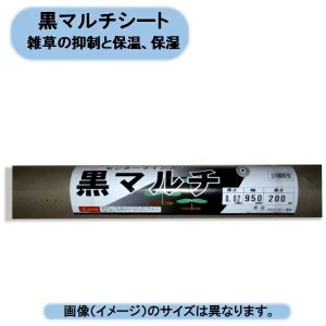 黒マルチ 0.02×95cm×50m 20本組 シンセイ 送料無料 kaikai-shop