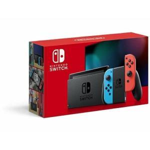 【新品】Nintendo Switch ニンテンドースイッチ 本体 Joy-Con (L) ネオンブ...