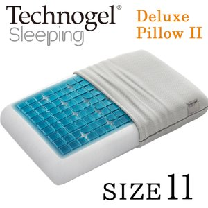 Technogel Sleeping Deluxe Pillow II(デラックス ピロー2) サイ...