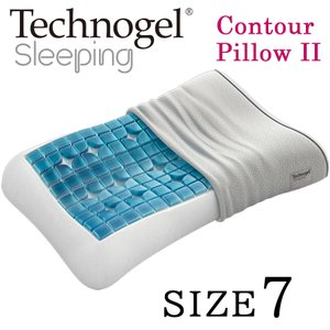 Technogel Sleeping Contour Pillow II(コントアー ピロー2) サ...