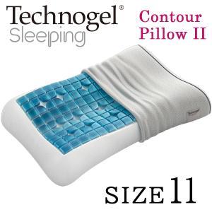 Technogel Sleeping Contour Pillow II(コントアー ピロー2) サイズ11 テクノジェル kaimin-hakase