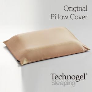 Technogel Sleeping 専用プラチナコットン枕カバー シャンパンゴールド テクノジェル