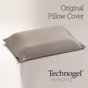 Technogel Sleeping 専用プラチナコットン枕カバー シルバー テクノジェル kaimin-hakase