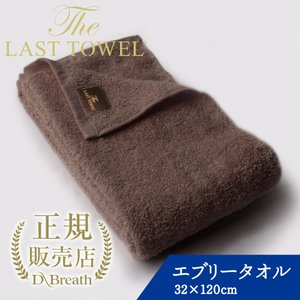 THE LAST TOWEL ザ・ラストタオル エブリー ブラウン