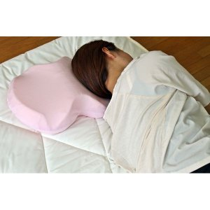 枕 まくら いびきケアピロー いびき軽減 低反発 横寝 日本製|kaiminclub