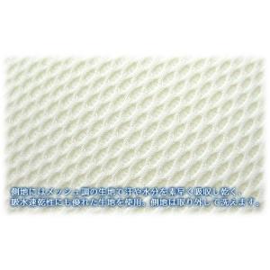 枕 まくら 40×60 低反発 横向き寝対応 吸汗速乾 低めまくら カバー付 日本製|kaiminclub|03