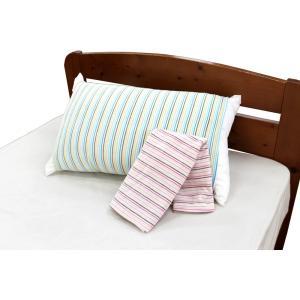 着脱簡単 パフタッチ筒状枕カバー|kaiminclub
