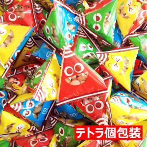 節分 北海道産大豆100%使用 福豆 大鬼ぱっくん テトラパック 360個分 小袋 小分け
