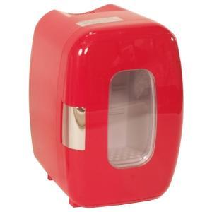 保冷庫 ポータブル保冷温庫 ミニ冷蔵庫 業務用 小型 1ドア 温冷庫 冷温庫 車載 冷温庫 XHCー16H レッド|kainetspg