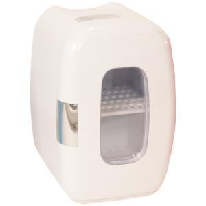 保冷庫 静音 ポータブル保冷温庫 ミニ冷蔵庫 業務用 小型 1ドア 温冷庫 冷温庫 車載 冷温庫 ホワイト|kainetspg