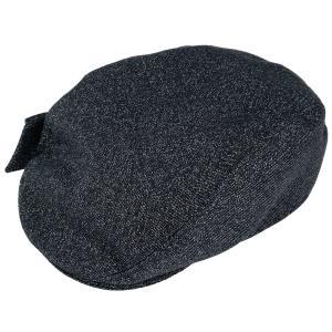 シャネル CHANEL ココマーク ハンチング帽子 リボン キャスケット ラメ 帽子 ハット コット...