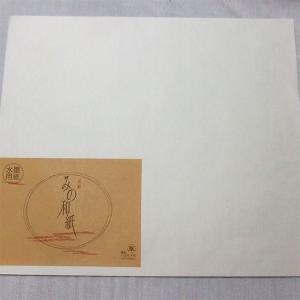 水墨用紙 みの和紙 F10判 20枚|kaiseidou