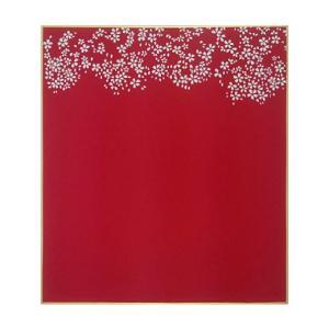 大色紙 ちはる(桜柄)赤 10枚セット|kaiseidou