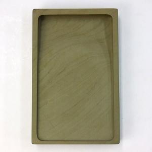 端渓 老緑端 加厚淌池硯 9.1吋 硯石 書道用品|kaiseidou