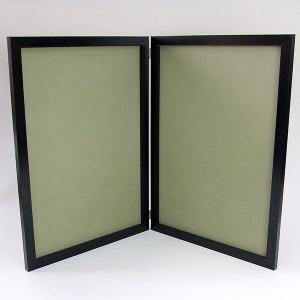 半懐紙 2面額 緑|kaiseidou