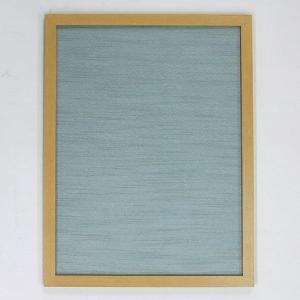 半懐紙額 ナチュラル 水色|kaiseidou