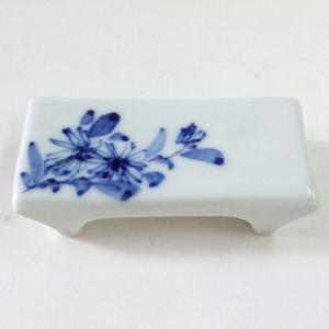陶器の墨床 染付 小|kaiseidou