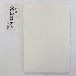 一枚漉 画仙 はがき 10枚入 書画用|kaiseidou