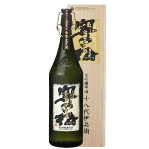奥の松 大吟醸雫酒 十八代伊兵衛 金賞受賞酒 1.8L|kaiseiya