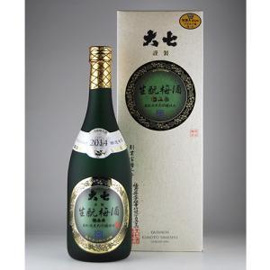 大七 生もと梅酒 極上品 720ml|kaiseiya
