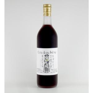 大竹ぶどう園 北会津ワイン 赤 720ml|kaiseiya