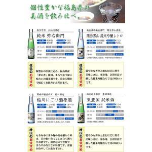 父の日 プレゼント 日本酒 飲み比べセット ふくしま美酒めぐり 桐箱10本入セット 180ml×10本 0055163 kaiseiya 02