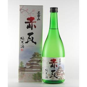 名倉山 会津純米酒 赤瓦 720ml|kaiseiya