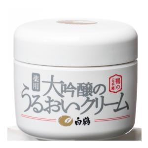 白鶴 大吟醸のうるおいクリーム 90g|kaiseiya