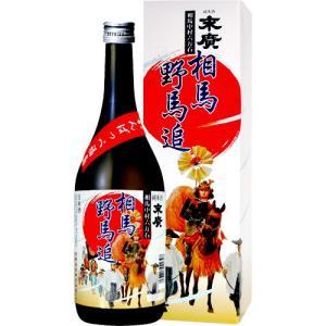 末廣 純米 相馬野馬追 720ml|kaiseiya
