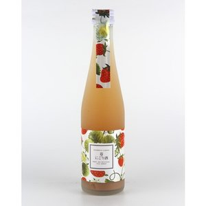 会津ほまれ 苺にごり酒 300ml|kaiseiya