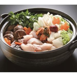 おのざき あんこう鍋 米粉麺セット kaiseiya