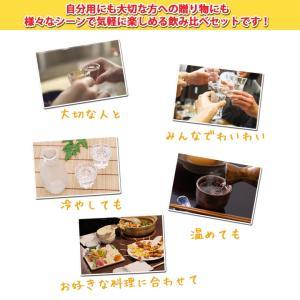 日本酒 飲み比べセット 今宵一献!福島の地酒6本セット 500ml×6本|kaiseiya|03